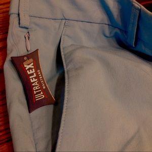 Izod Shorts - Mens IZOD Advantage Flat Front Shorts. Cool FX